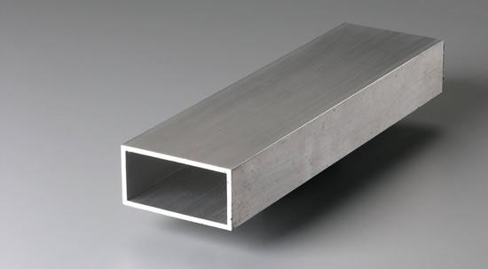 Aluminum square tube car interior design